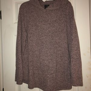 Super cute and soft tunic hoodie. Size 1x